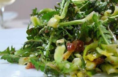 Recette - Salade paysanne - Notée 4.4/5 par les internautes