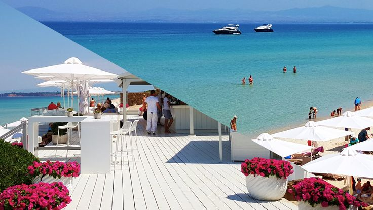 Sani Resort Bousoulas Beach Bar Halkidiki Greece in 4K. At Kassandra Halkidiki lies the Mediterranean Sani Resort and Spa. One of the many hotel's beach bars is Bousoulas Beach Bar. Lately famous for its white night parties, it has a crystal clear shallow beach, open also to non-hotel residents. For more travel news & videos like us on  https://www.facebook.com/bestravelvideo  or  follow https://twitter.com/btrvid. #Халкидики #sani #saniresort #bousoulas #chalkidiki #halkidiki #χαλκιδικη