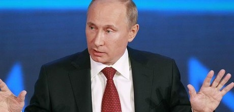 Putin niega ser un líder autoritario