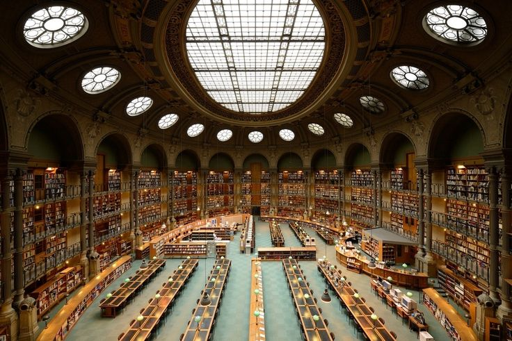 This library in France