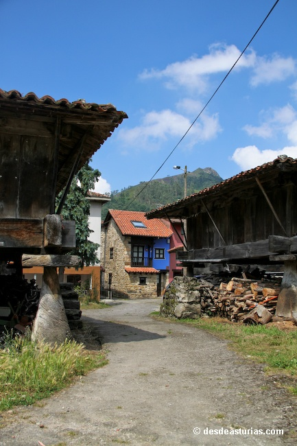 Espinaredo Asturias. Pueblos con encanto de Asturias | Spain [Más info] http://www.desdeasturias.com/un-alto-en-el-camino/