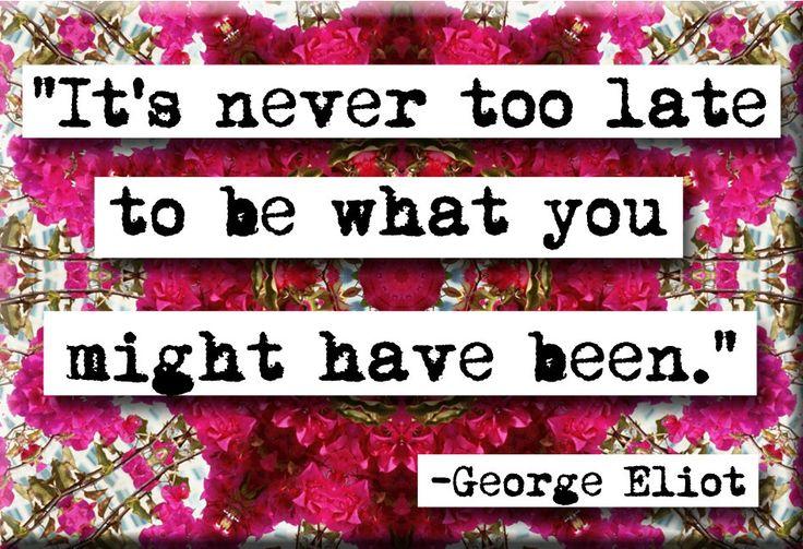 by George Eliot
