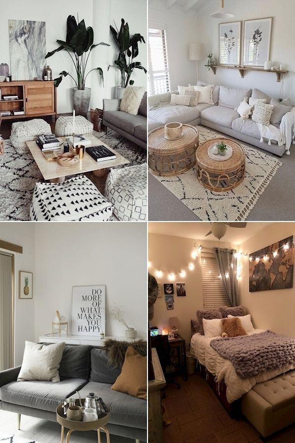 Low Budget Interior Design Ideen Niedliches Billiges Dekor Cheap Apartment Decorating Minimalist Living Room Design Interior Design Living Room Low Budget