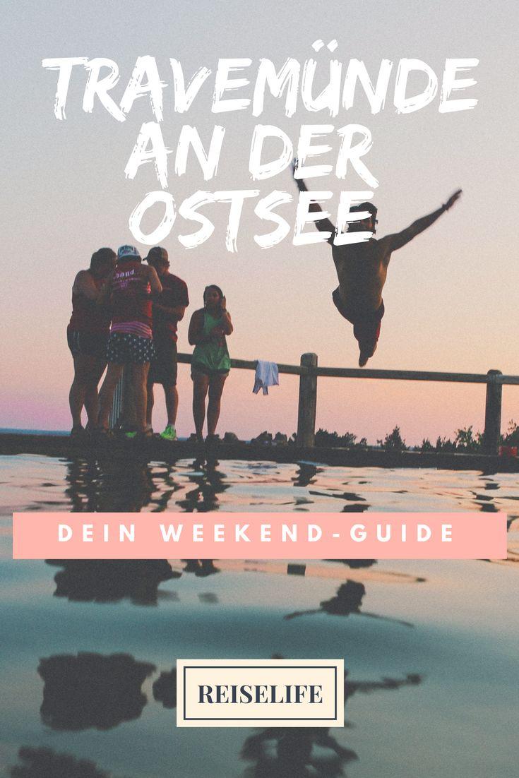 Verbringe ein naturnahes Wochenende an der Ostsee. Wandern, Radfahren und Wellness! Dein Travemünde-Guide!