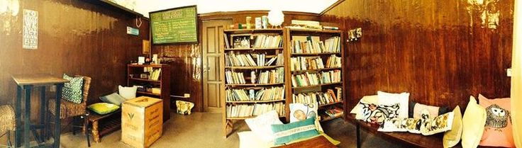 4 Places for the Bibliophiles along Maginhawa, Quezon City