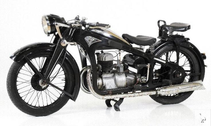 Zundapp 1934 K200