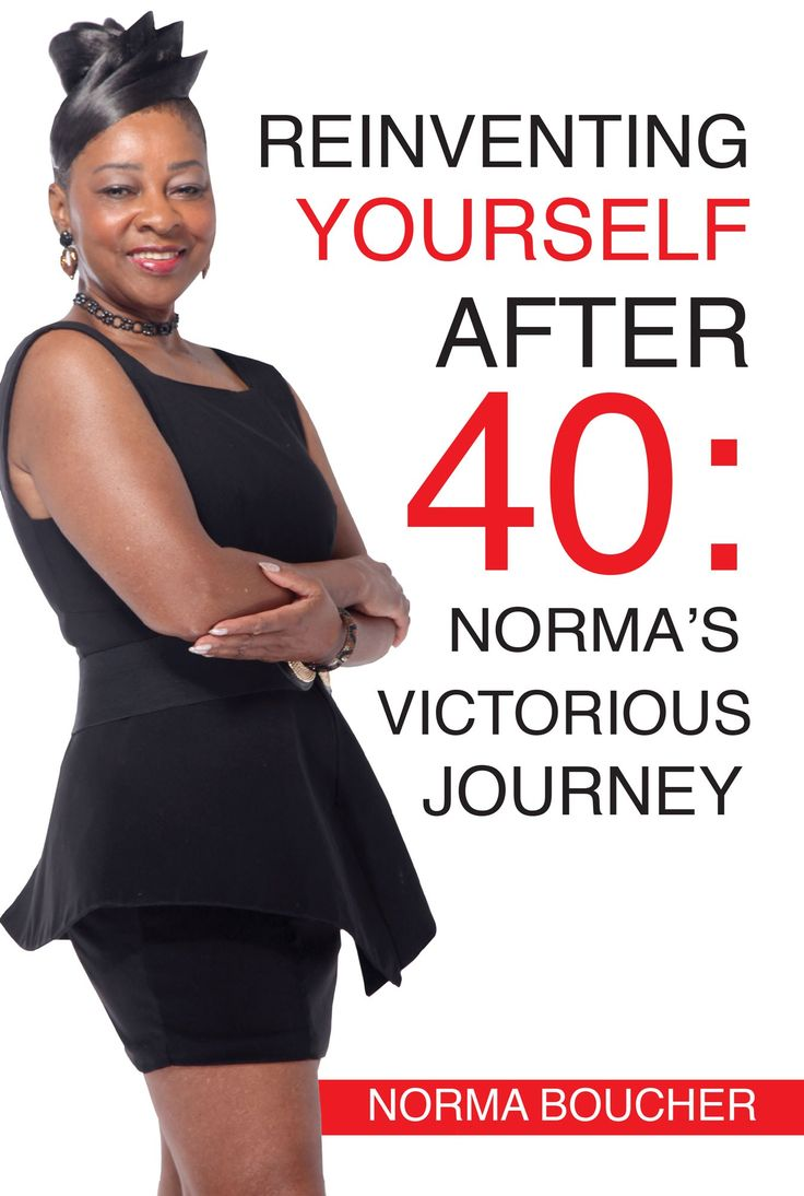 """""""Reinventing Yourself After 40 Norma's Victorious Journey"""