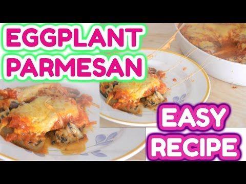 Casinolandia: How to Make Eggplant Parmesan  Easy recipe