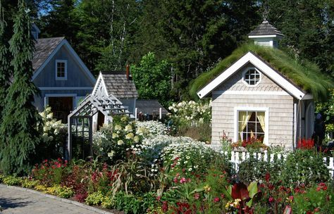 6. Coastal Maine Botanical Gardens located in Boothbay, Maine