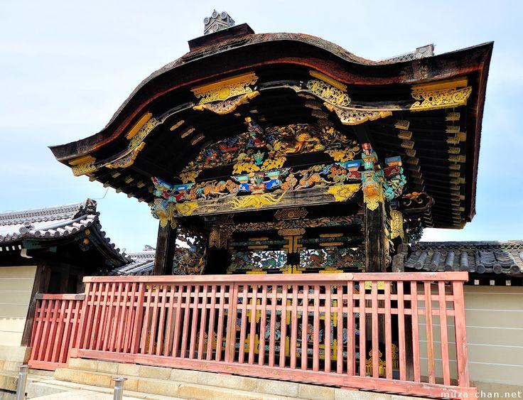 National Treasures of Japan, Nishi Honganji Karamon