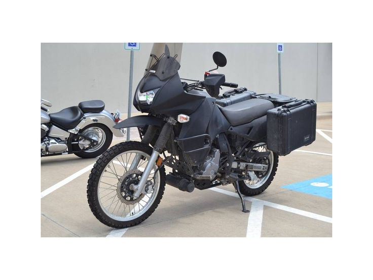 Check out this 2009 Kawasaki KLR 650 listing in Fort Worth, TX 76116 on Cycletrader.com. It is a Dual Sport Motorcycle and is for sale at $4199.
