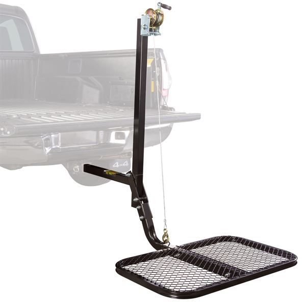 Viking Solutions 300 Lbs Capacity Swivelift Steel Hitch