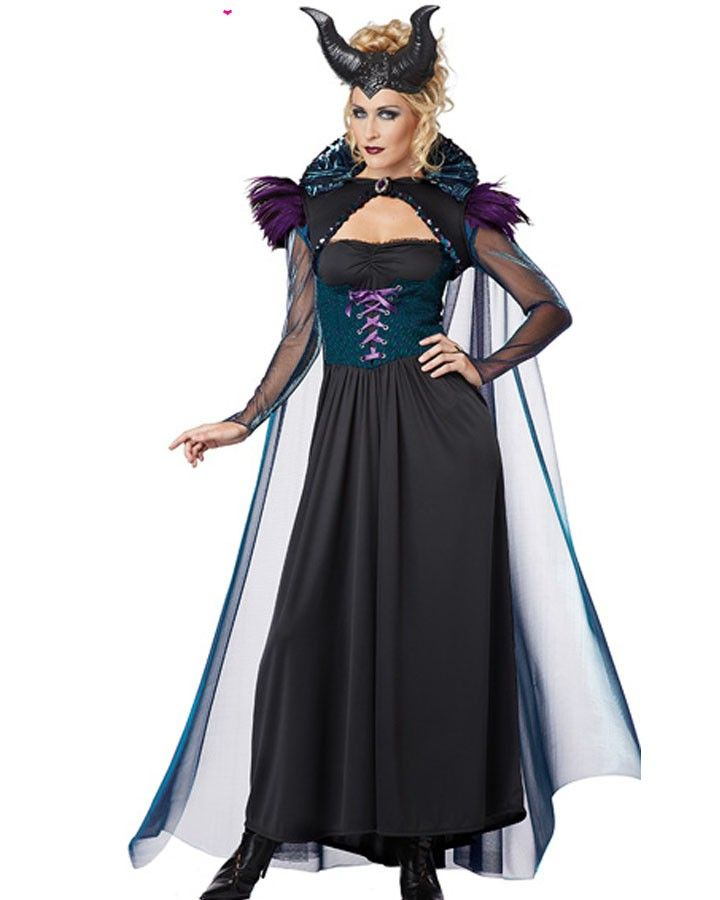 Storybook Sorceress Womens Costume