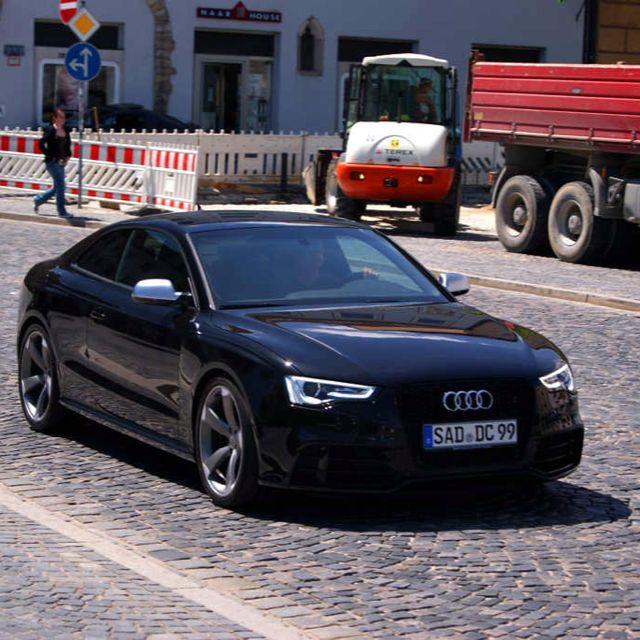 <3 <3 2012 Audi A5 Black