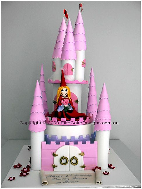 Fairy Princess Cakes Pictures