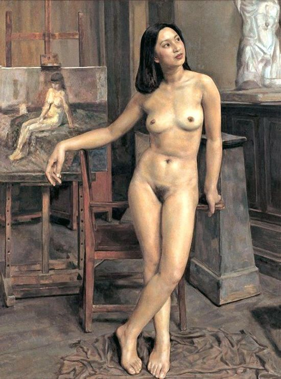 artists nude models Terry Strickland Art: Etiquette for Artists and Their Nude Models.
