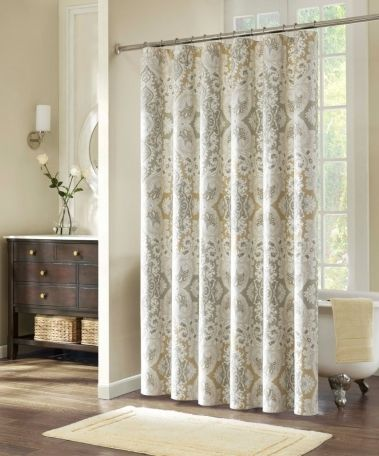 Victorian Shower Curtains Bathroom