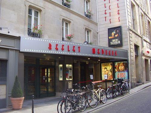 Art house cinema paris