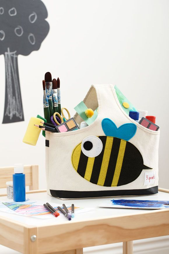 Busy Bee Storage Caddy From 3 Sprouts.