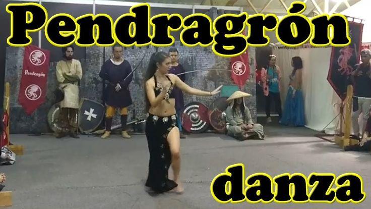 Pendragron danza arabe fuego