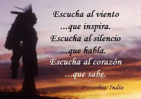 Escucha al corazón!..