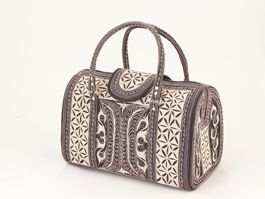 Embroidered Handbags by Laga Aceh Handmade bags and purses the very popular Besar Purse - Stylehive