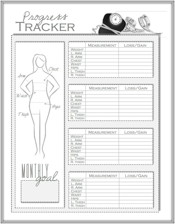 51 best Weight Loss images on Pinterest Exercises, Weight loss - weight loss chart template