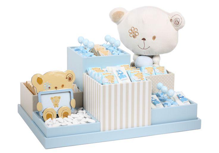 Patchi's Bear-y Fun Chocolate arrangement! So cute for a teddy bear-themed baby shower!
