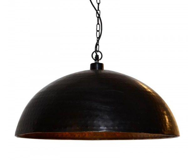 Dome kattovalaisin musta /kulta 62 cm