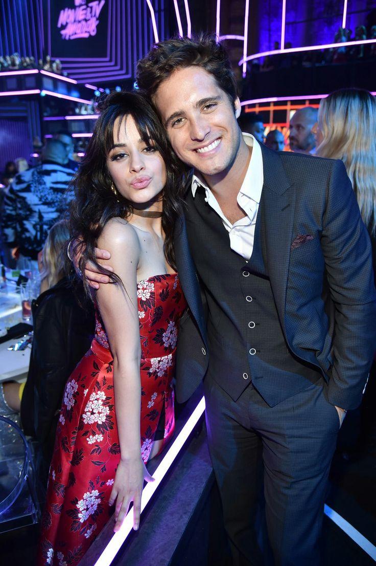 S 90 3 >> Camila Cabello y Diego Boneta en los #MTVAwards | Camila ...