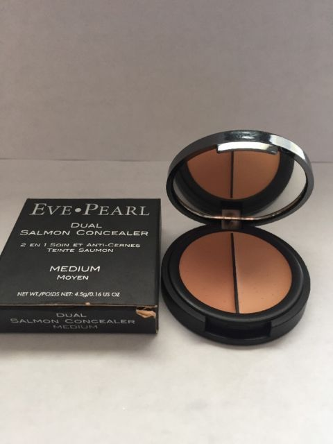 EVE PEARL HD Dual Salmon Concealer MEDIUM Full Size 4.5g 0.16oz New In Box