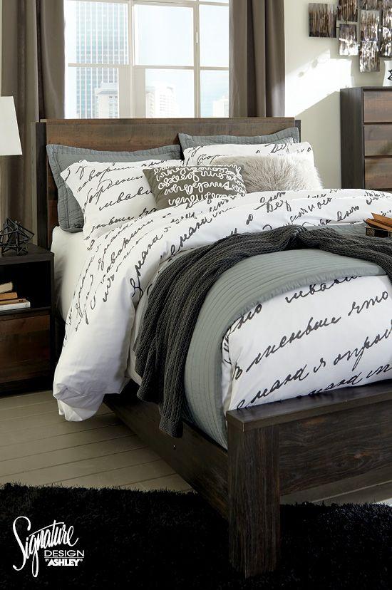 Ashleyfurniture Bedroom Bring Style Home And Dress Up