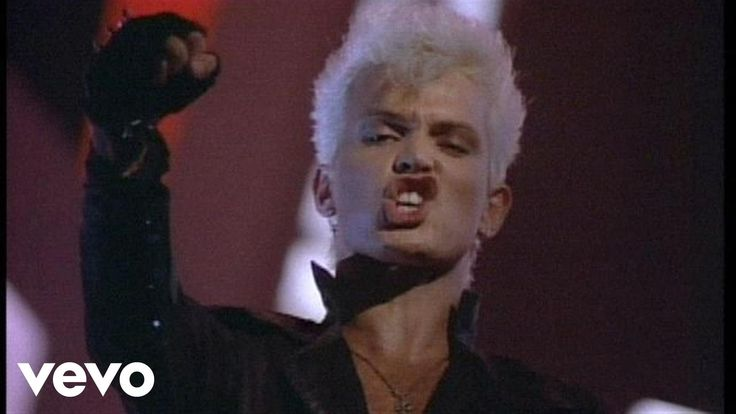 ~ Flesh for Fantasy ~ as recorded by Billy Idol