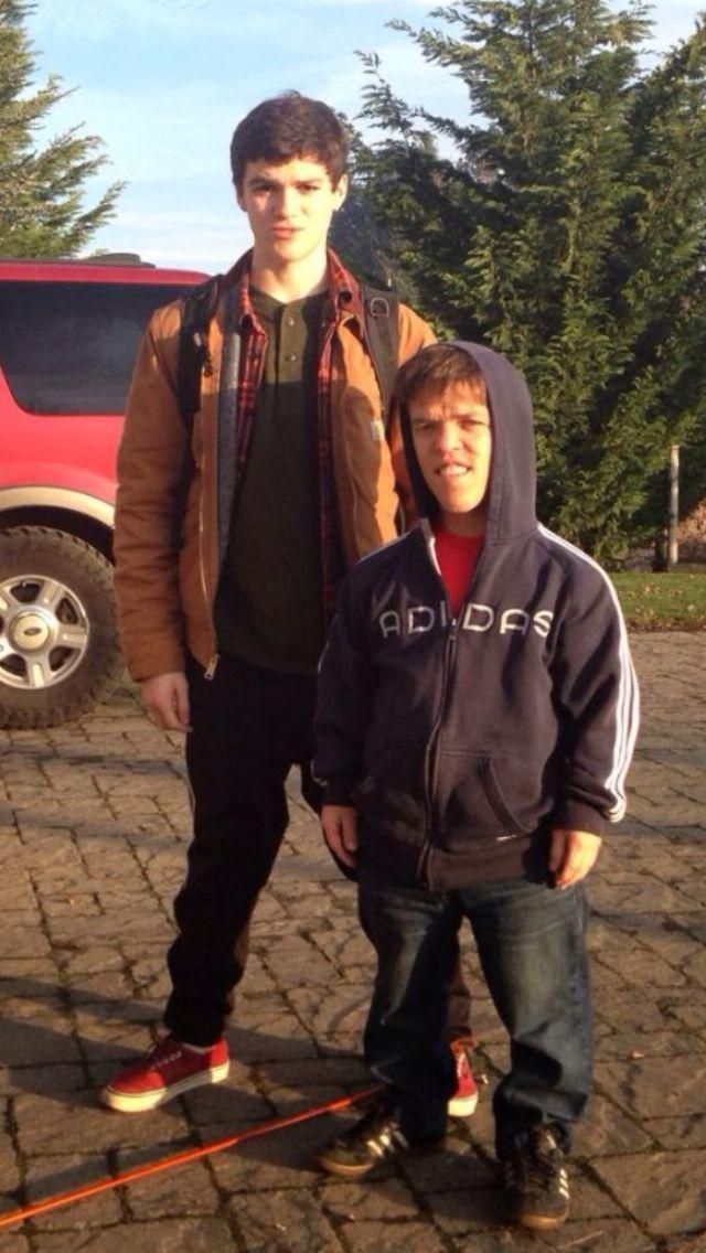 Jake and Zach
