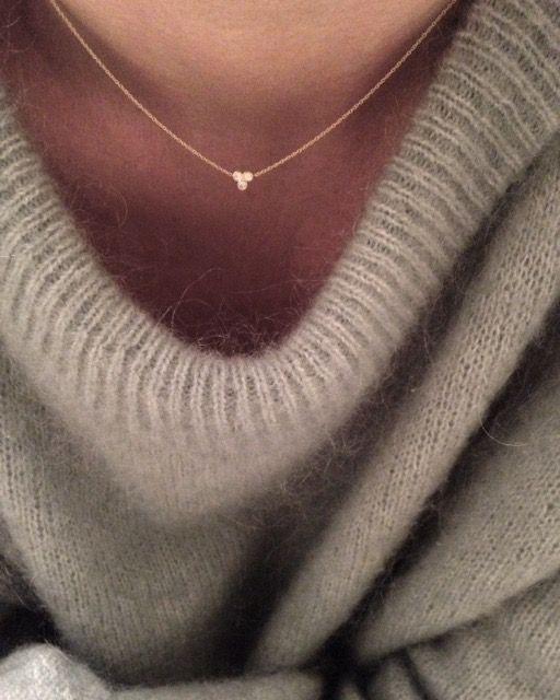 Clover Necklace - Hortense Jewelry
