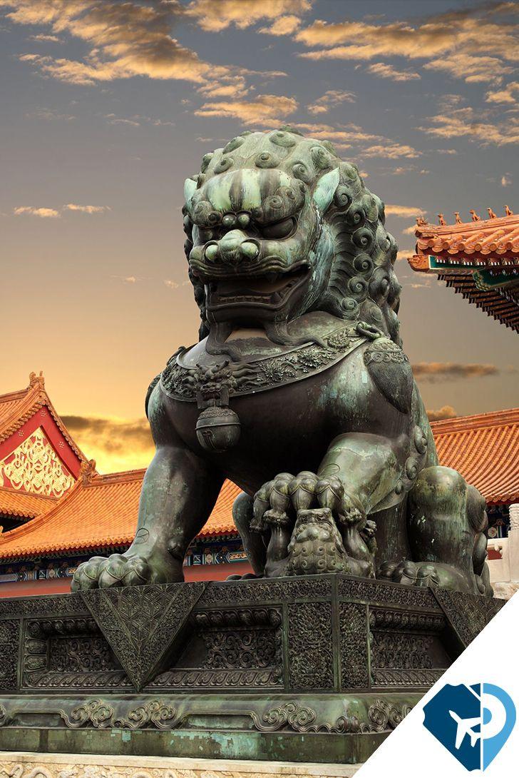 Sin lugar a dudas, si viajas a China, una de las principales atracciones turísticas que tienes que ver es el Palacio Imperial, mejor conocido como la Ciudad Prohibida de Pekín, Beijing. Este enorme palacio, declarado Patrimonio de la Humanidad por la Unesco, es uno de los principales protagonistas de la historia de China. #PonteaViaja