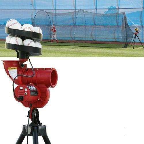slider pitching machine