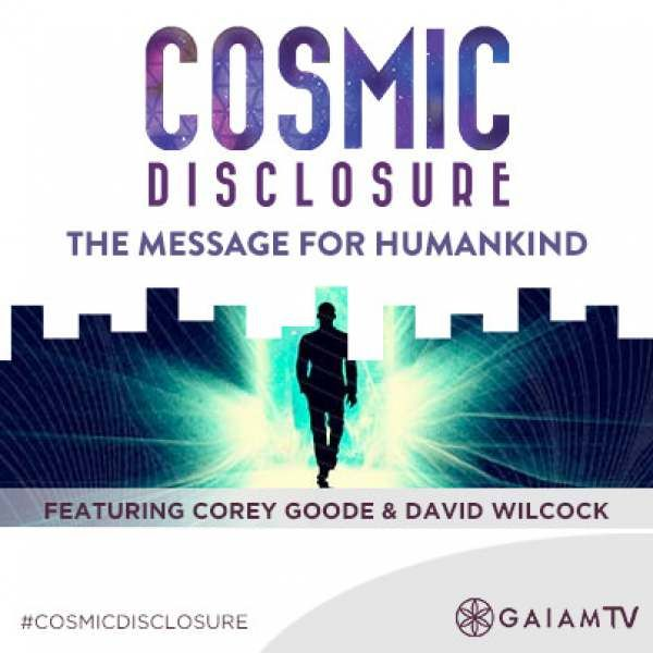 Cosmic Disclosure: The Message for Humankind - Sphere-Being Alliance