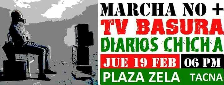 No + TV Basura