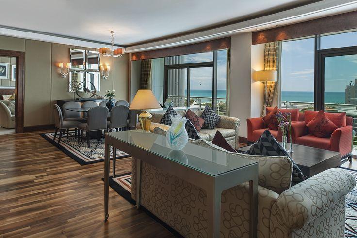 Presidental Suite Living Room / Başkanlık Suiti Oturma Odası