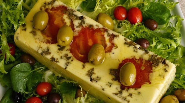 Marcos Bortolozo Gourmet & Catering: Terrine de Bacalhau... é uma das opções de prato d...