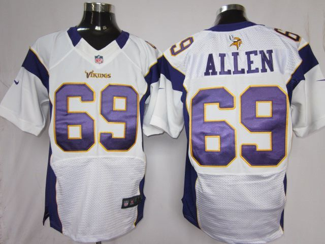 Purchase - Minnesota Vikings Jared Allen #69 Authentic Jersey Purpleyouth nfl jerseyscheap nfl nike jerseys store free shippingWholesale Online USA