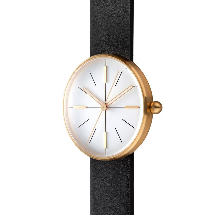 The latest watch from AÃRK, Dome, is now available at Dezeen Watch Store in three colours. #watches #design