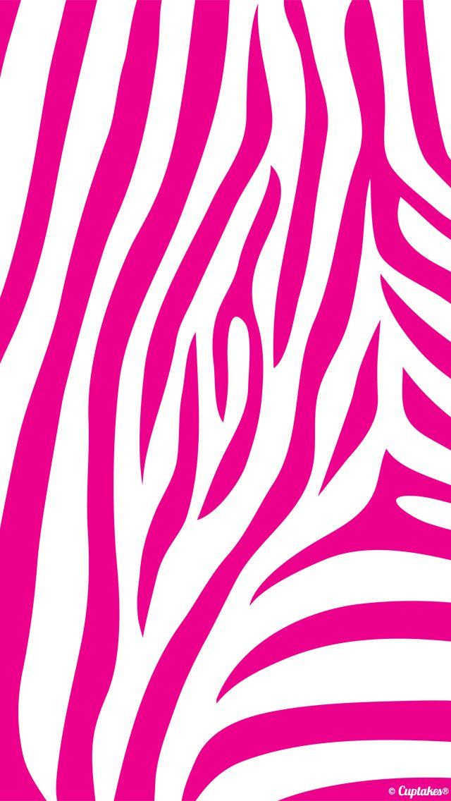94 best zebra wallpaper images on pinterest background - Pink animal print wallpaper ...
