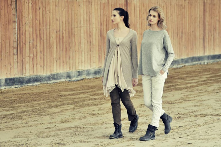 A/W collection #knitwear #cashmere