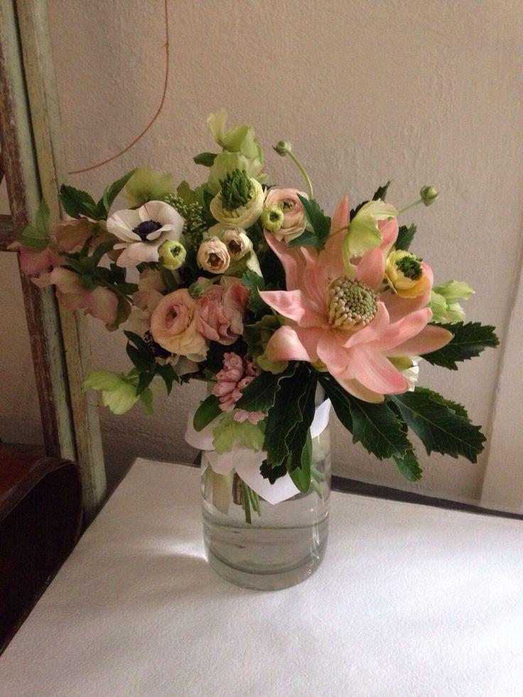 Pretty vase arrangement