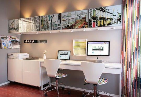 IKEA Besta dengan Photo Gallery Doors | Terapi Apartemen