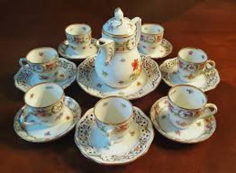 Japanese Antique Tea Sets