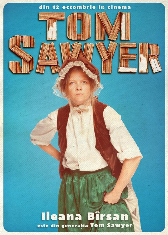 Ileana Bîrsan susține Generația TOM SAWYER!