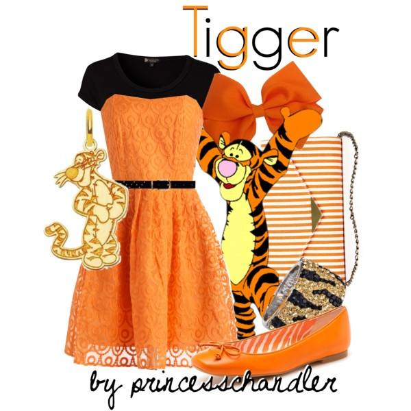 Tigger by princesschandler on Polyvore
